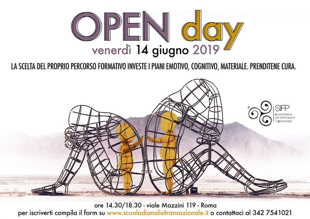 open day venerdi 14 giungno 2019 La scelta del proprio percorso formativo investe i piani emotivo, cognitivo, materiale, prenditene cura