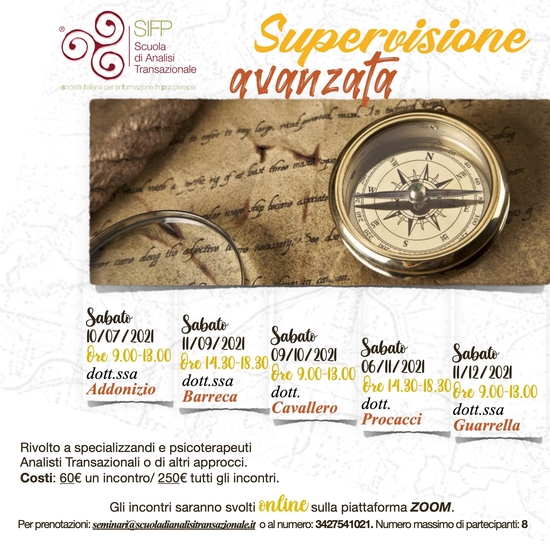 SupervisioneAvanzata-2021-II-sem